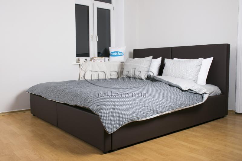 М'яке ліжко Enzo (Ензо) фабрика Мекко  Берегове-7